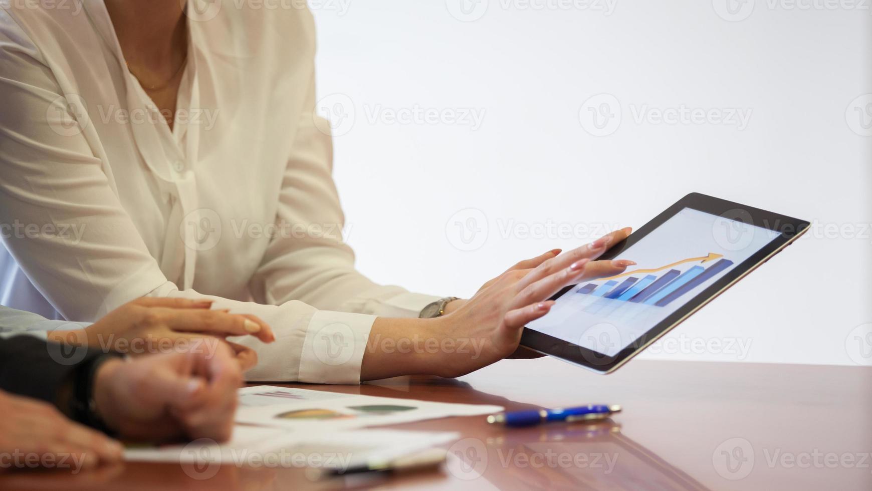 touchpad aziendale foto