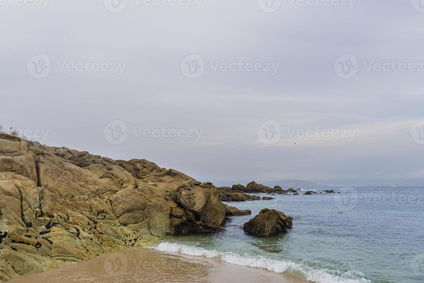 spiaggia di Moros. foto