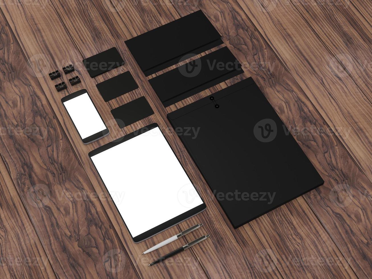 modello di business. foto