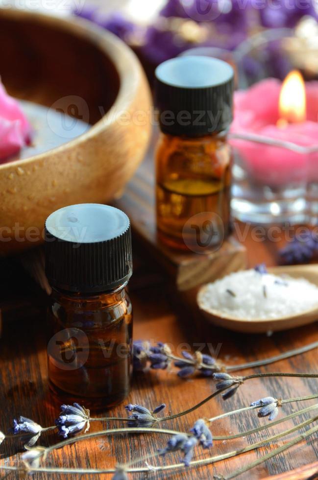 trattamento aromaterapico foto