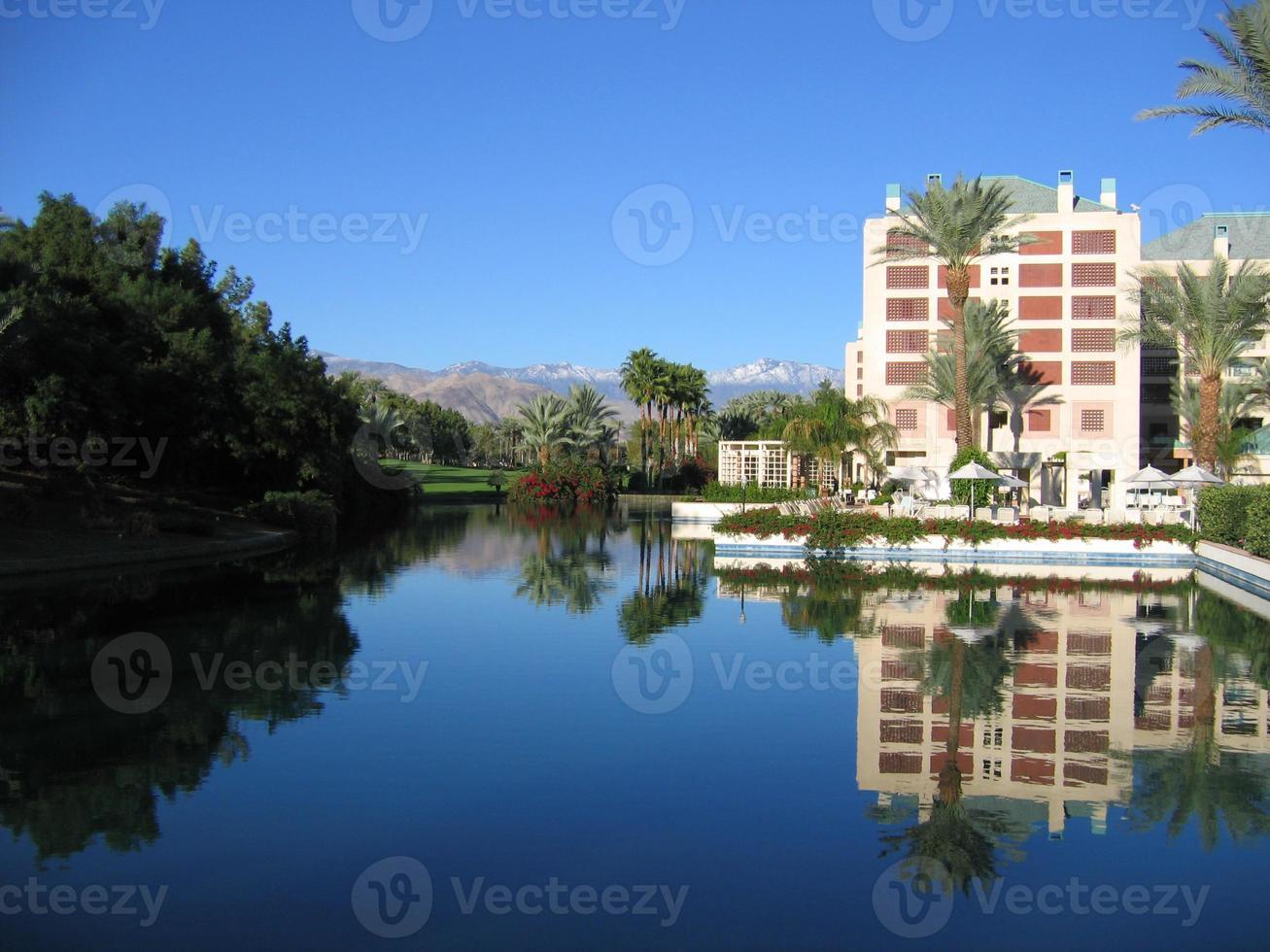 resort di Palm Springs foto