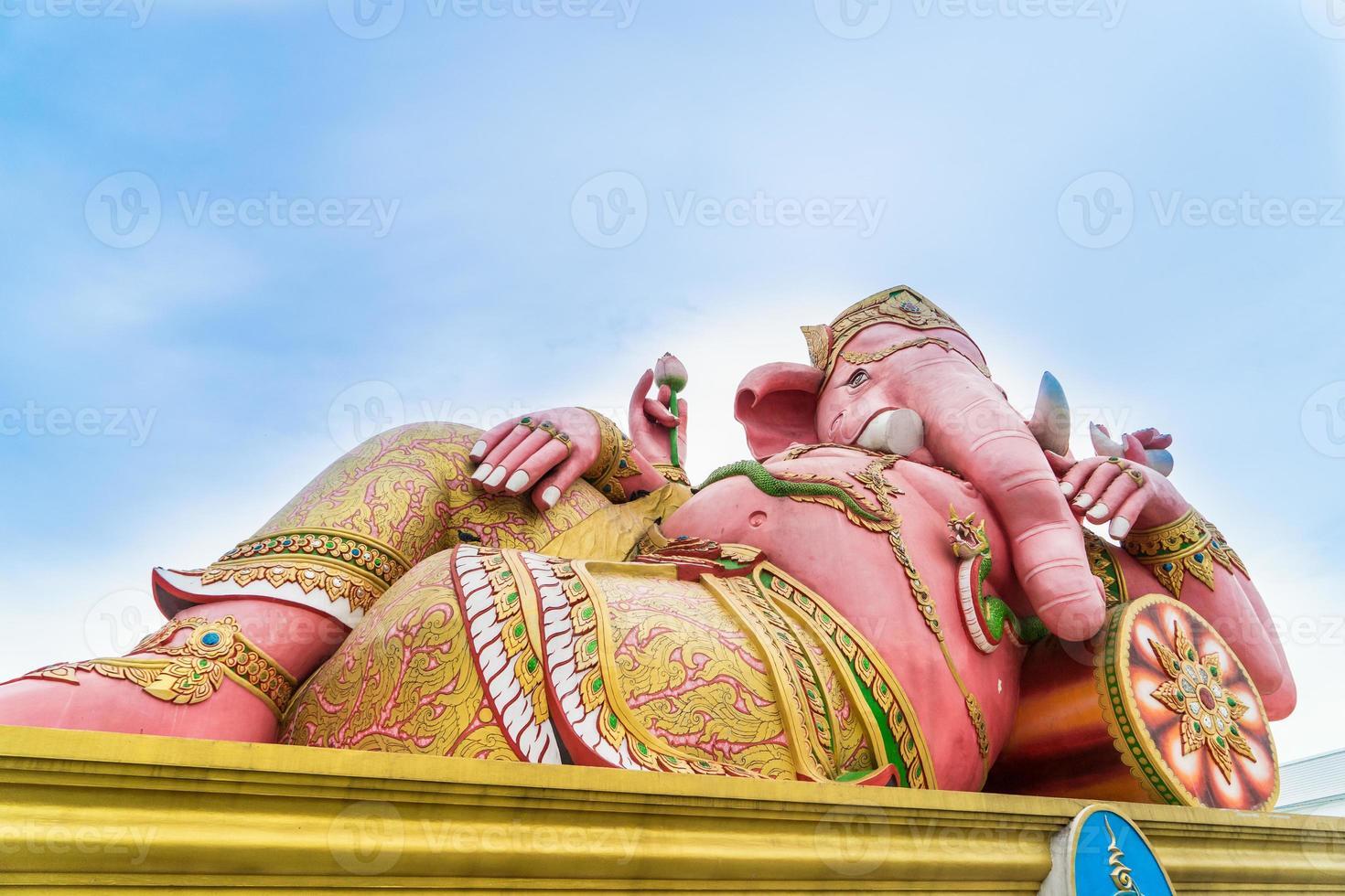 Ganesha addormentato foto