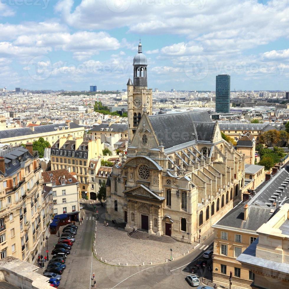 punto di riferimento di Parigi foto