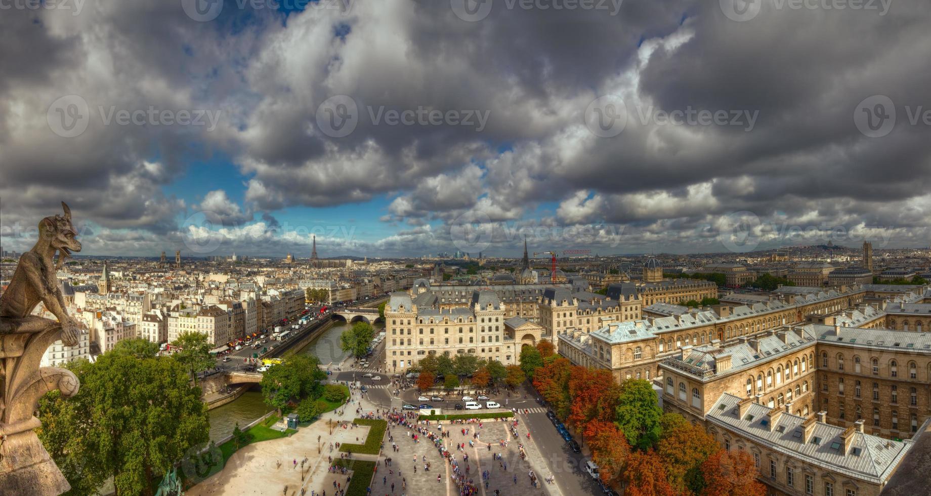 magnifica Parigi foto
