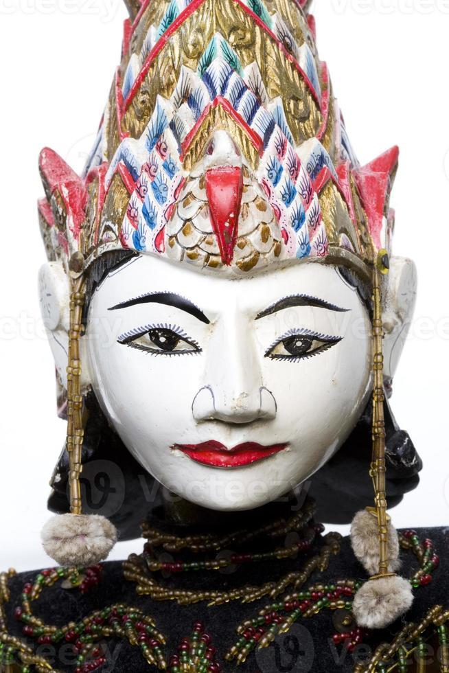 marionette Wayang Golek foto