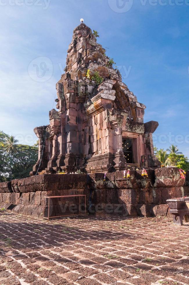 phra that narai cheng weng, sakon nakhon, thailandia foto
