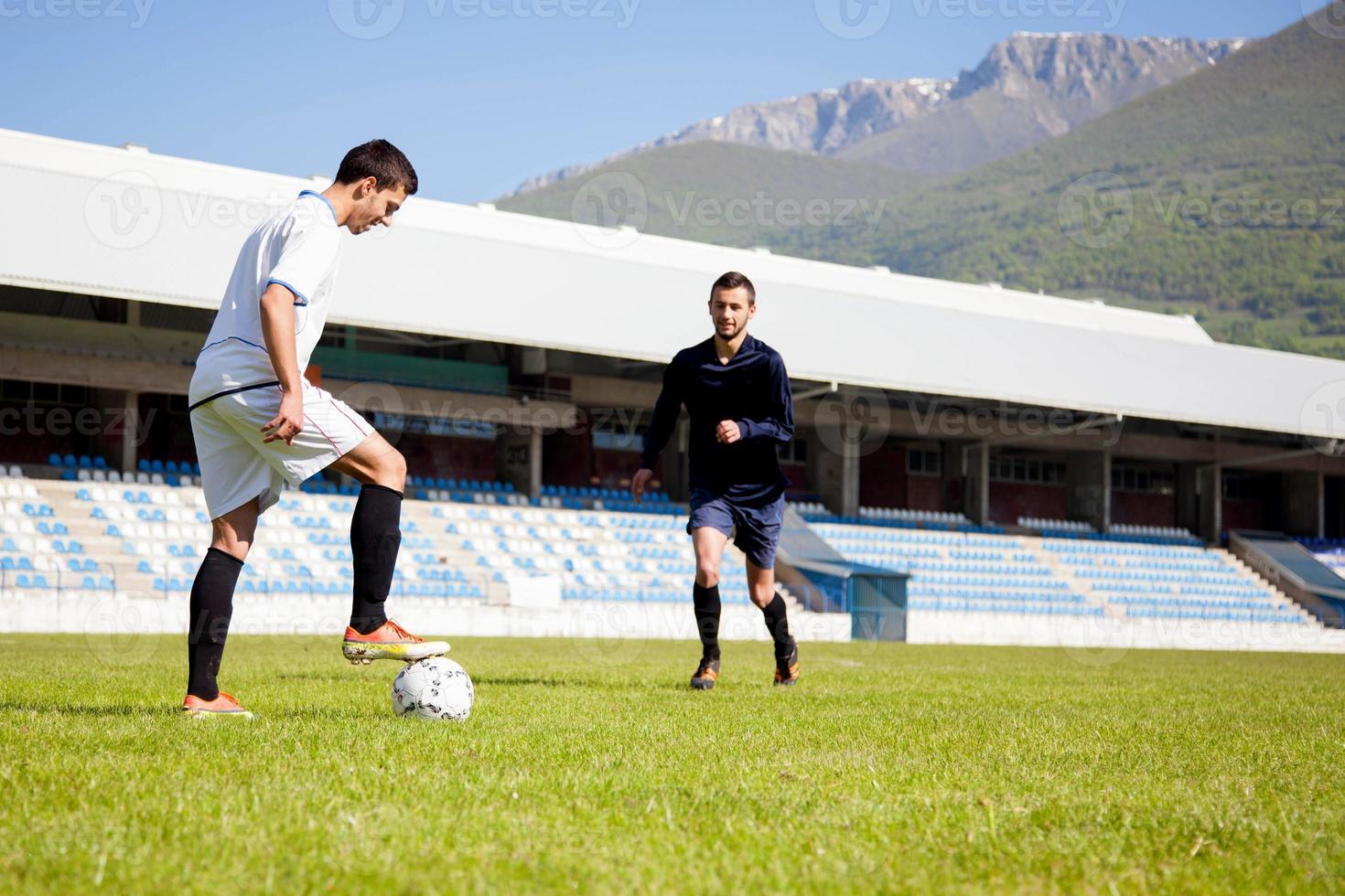 calciatori foto