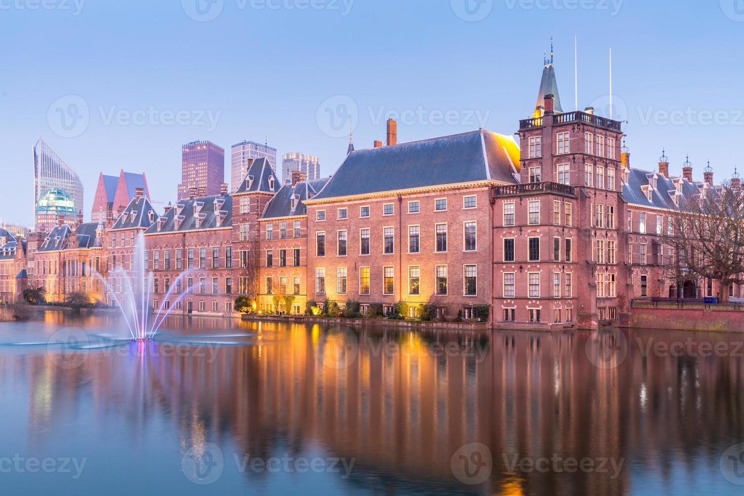 parlamento olandese aia foto