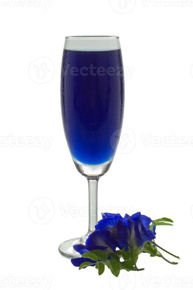 bevanda blu foto