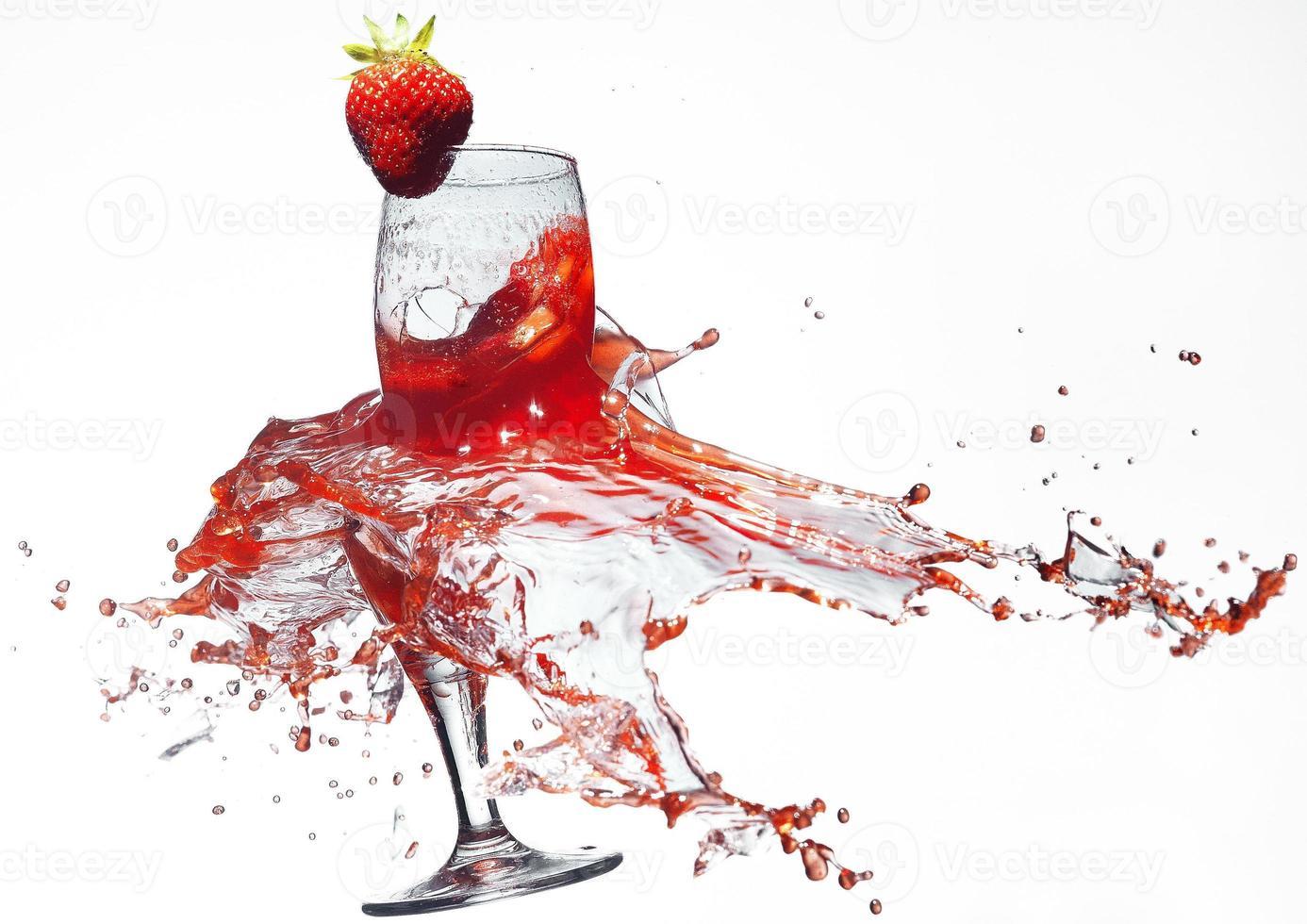 smash drink da cocktail foto