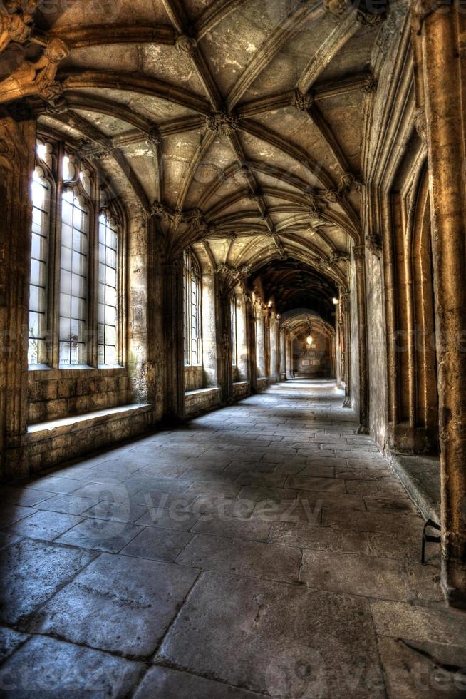 chiostri di Oxford Christchurch foto