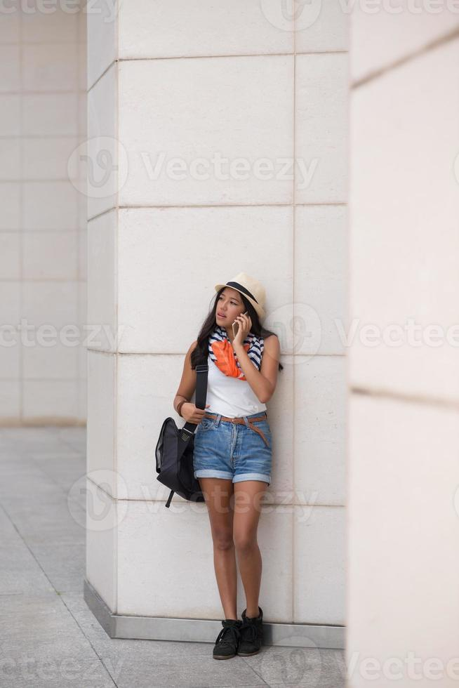 ragazza del college foto