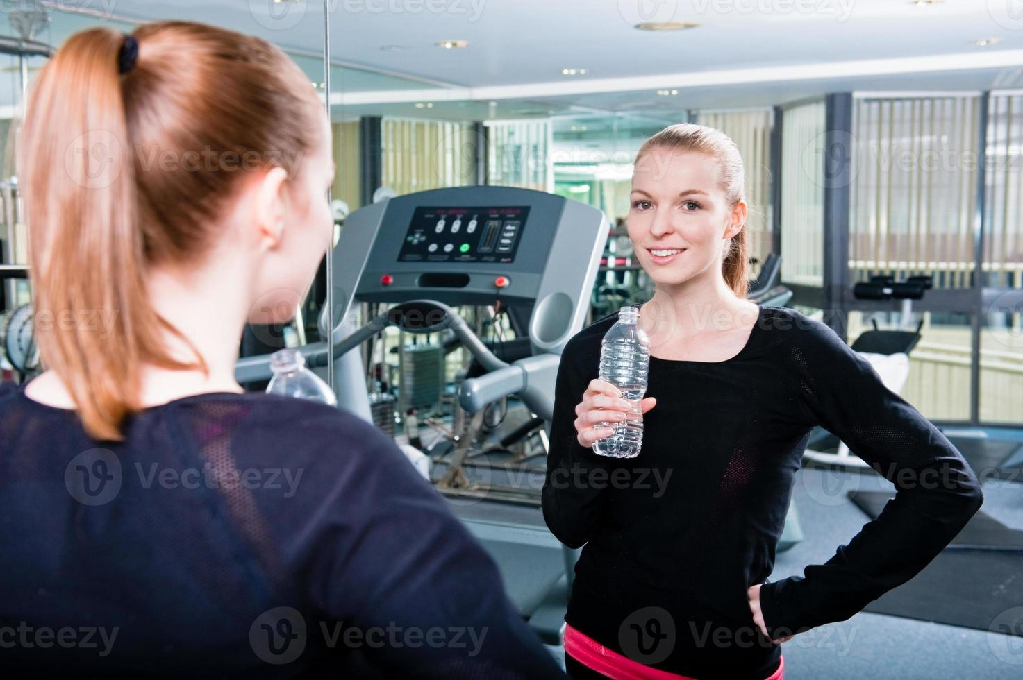 bevanda post-allenamento foto