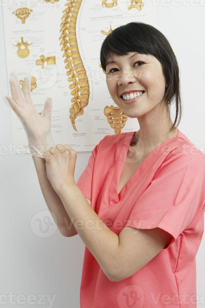 personale medico che lavora foto