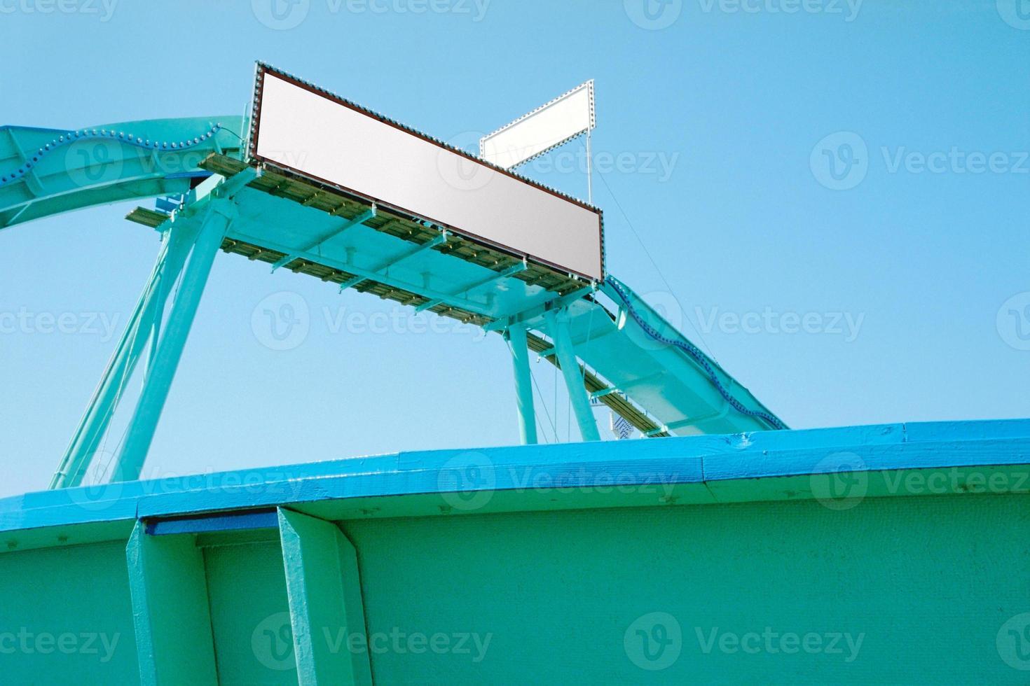 giro dell'acqua coney island copia spazio foto