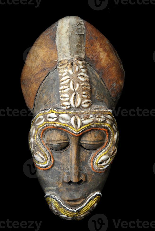maschera africana foto