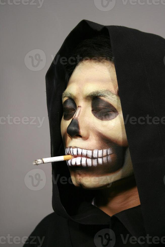 il fumo è dannoso foto