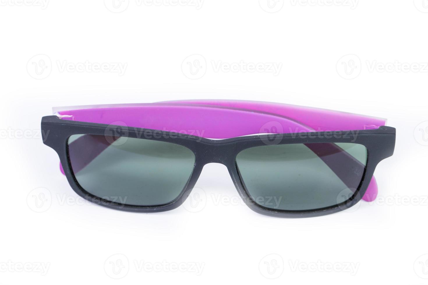 vicino occhiali da sole foto