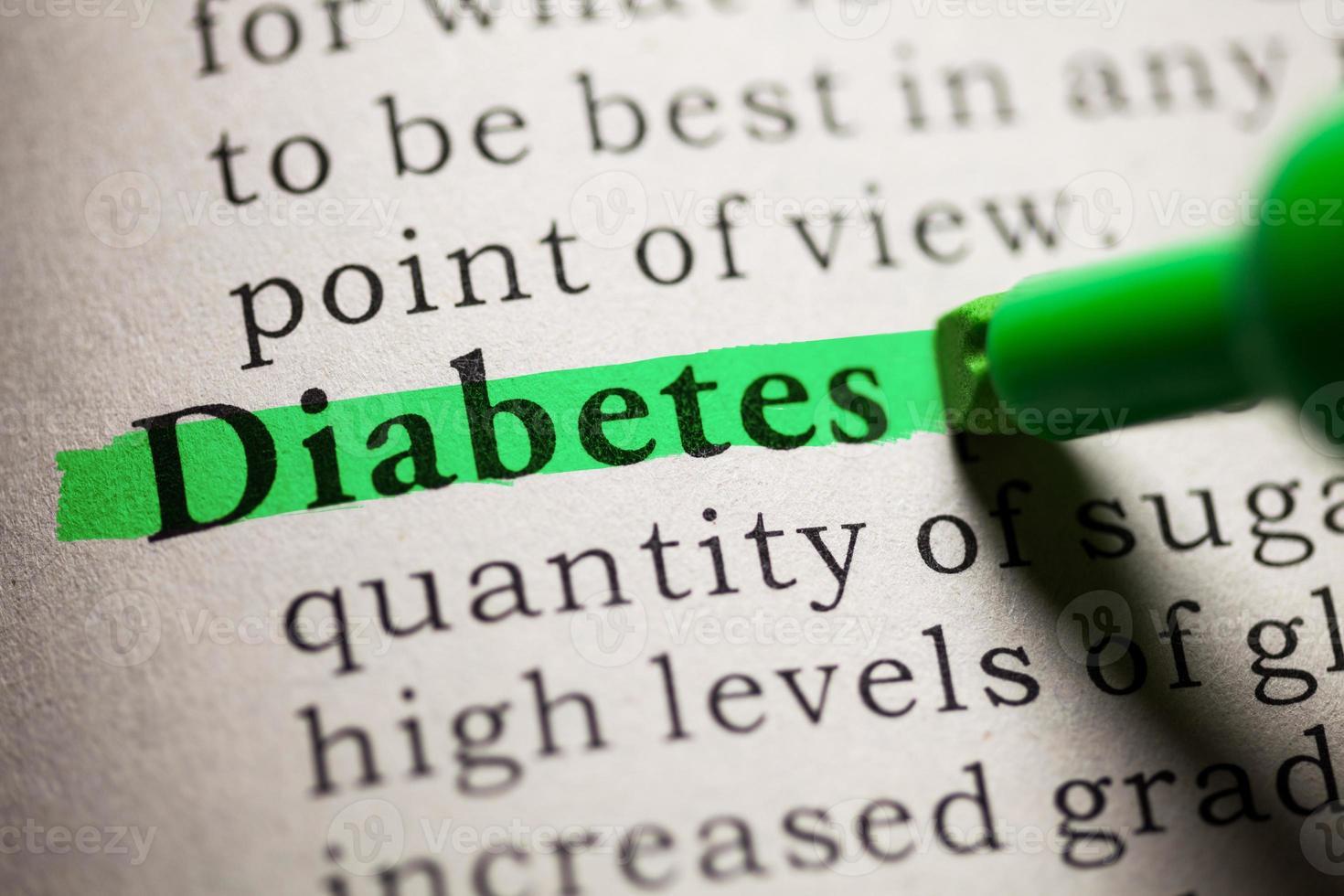 diabete foto