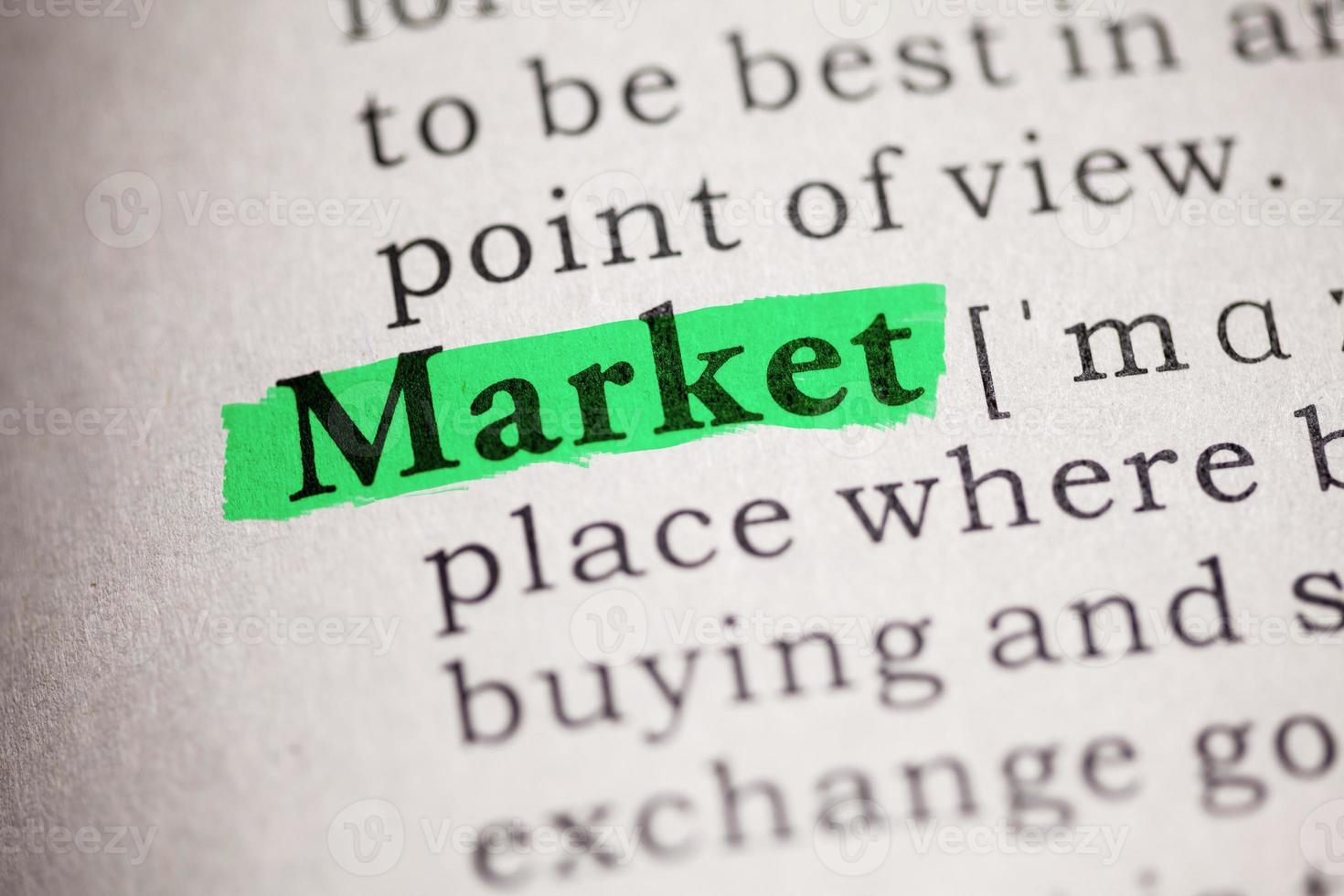 mercato foto