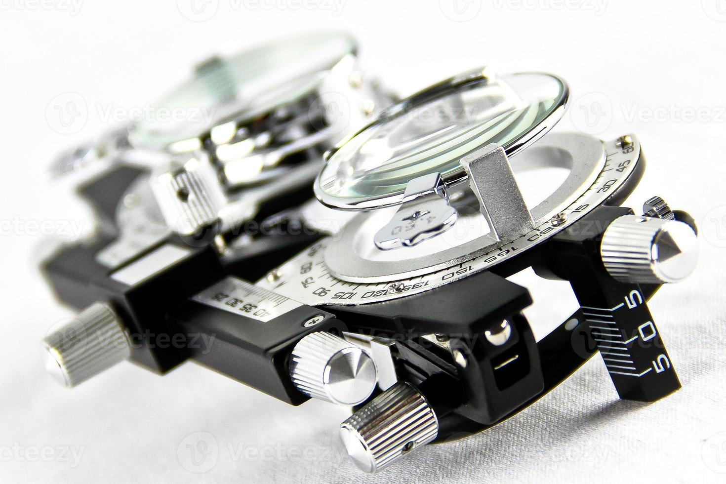 telaio di prova optometrista optometria foto