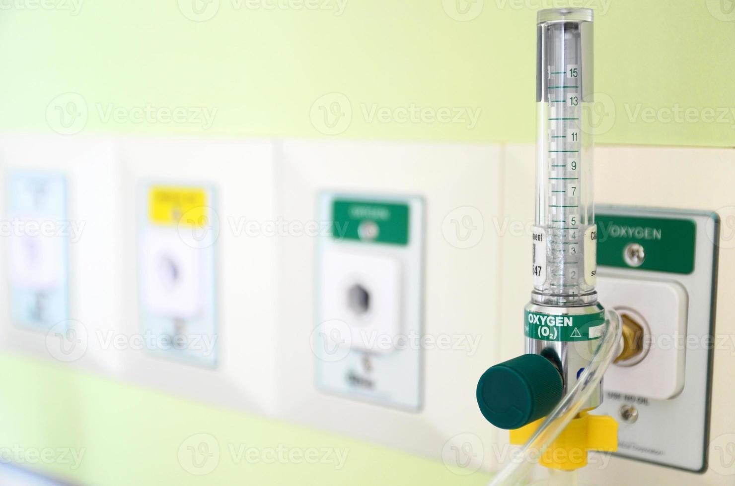 misuratore di ossigeno foto