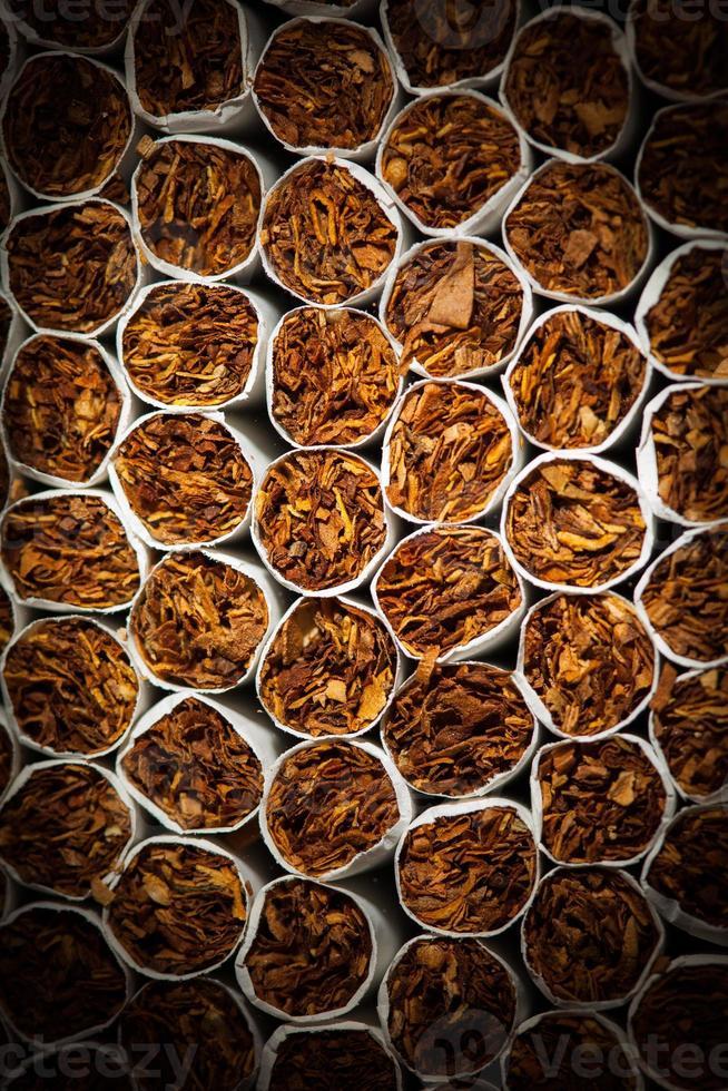 sfondo di sigarette foto