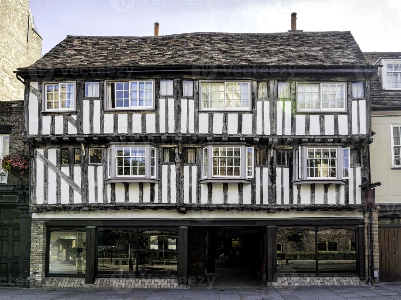 casa a graticcio a Cambridge, Inghilterra foto