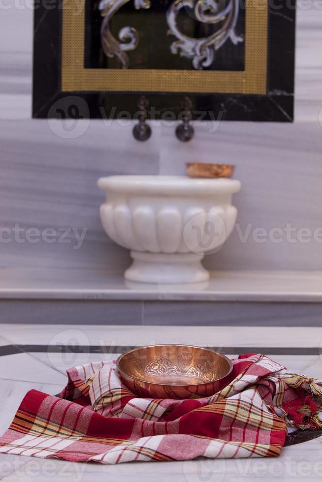 bagno turco foto