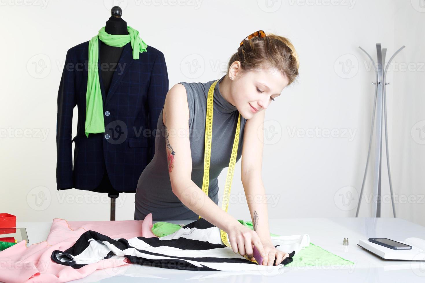 stilista di moda foto