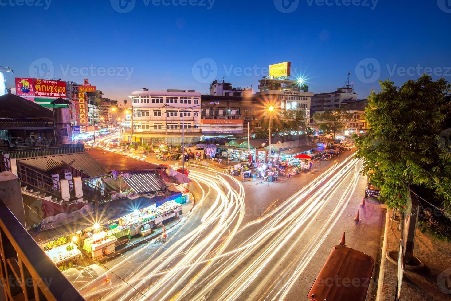 mercato di Warorot foto
