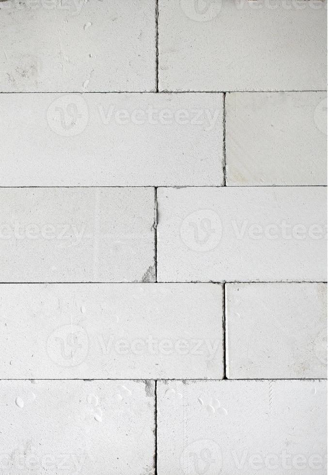 modello di blocco di cemento foto
