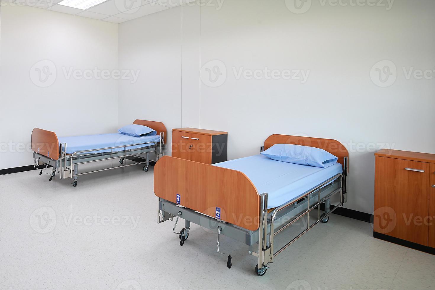 stanza del paziente foto