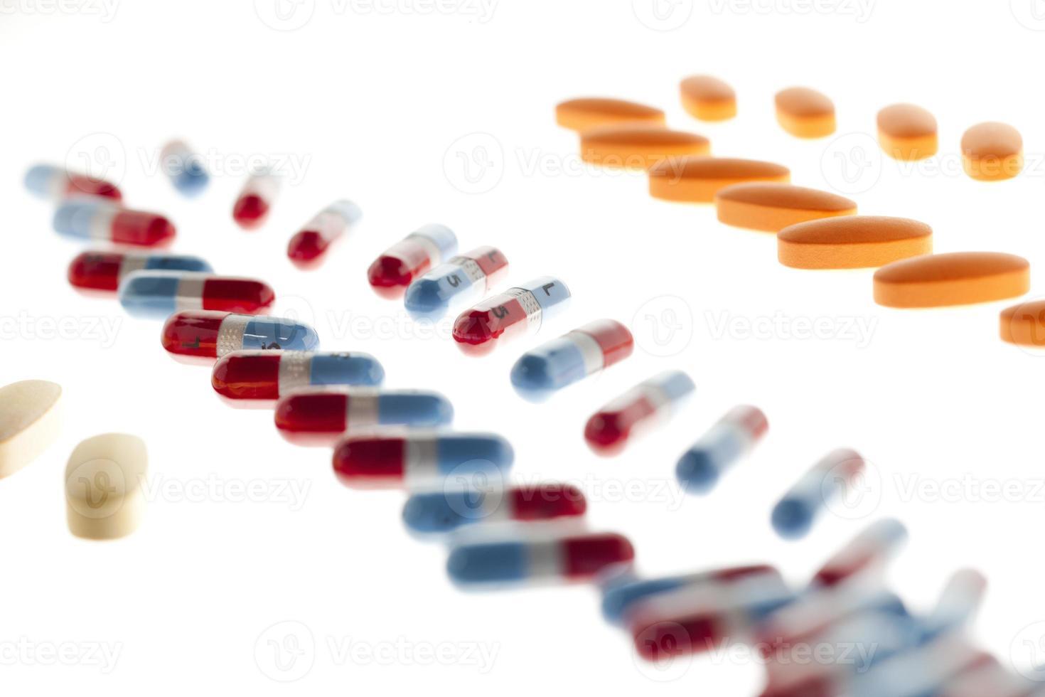 medicinali soggetti a prescrizione medica foto