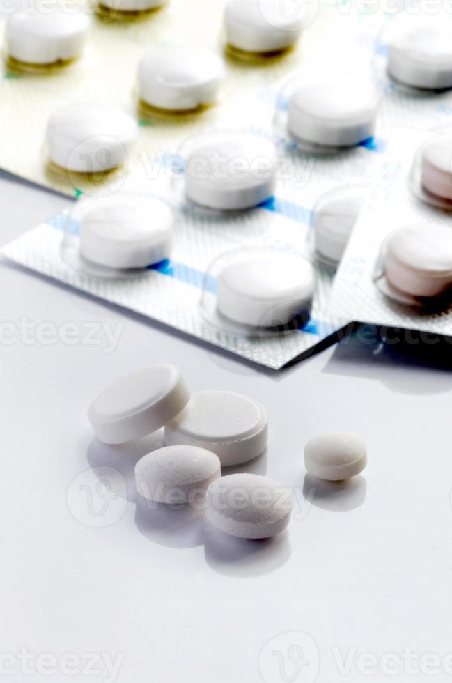 compresse di medicina foto