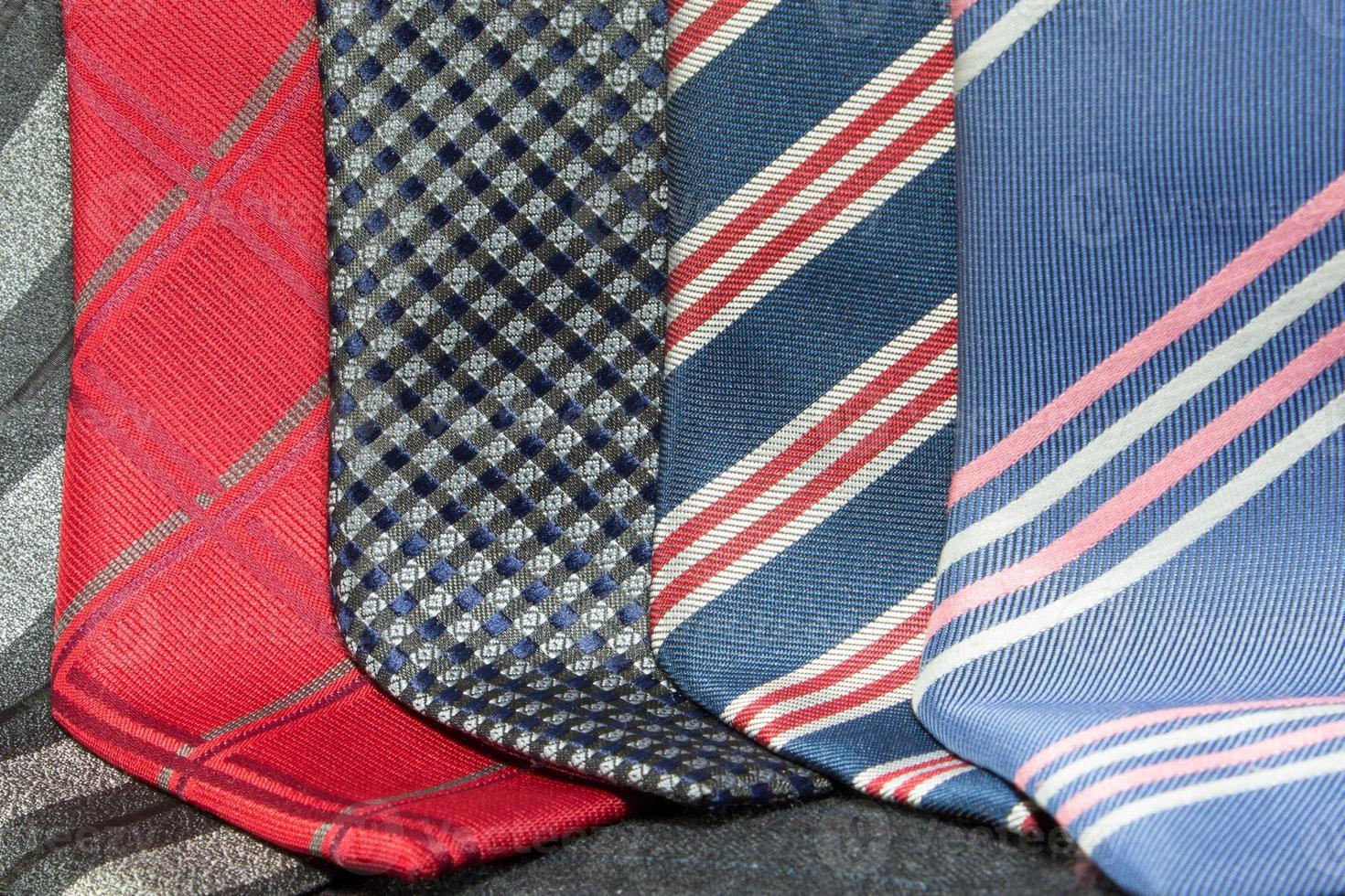 cravatte foto