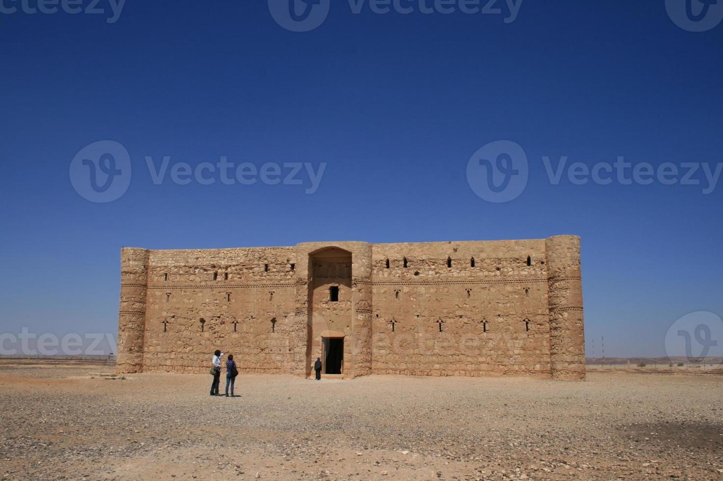 castello nel deserto foto