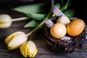 uova di Pasqua foto