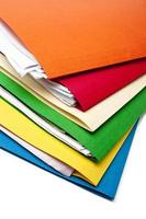 cartelle colorate foto