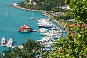 St Thomas nelle Isole Vergini americane foto