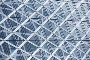 finestra del grattacielo di Tokyo Shinjuku foto