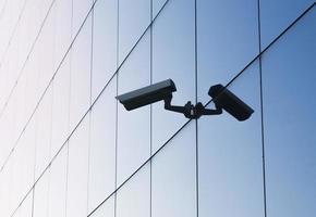 videocamera di sorveglianza foto