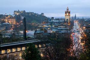 Edimburgo Scozia foto