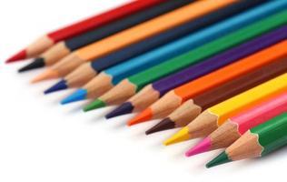 matite colorate foto