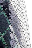 nuovo edificio nel grattacielo di Londra foto