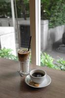 tempo del caffè, caffetteria, caffè foto