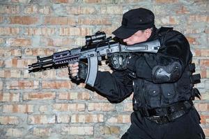 operatore delle forze speciali