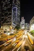 Hong Kong rush