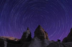 sentieri stella cappadocia, turchia foto