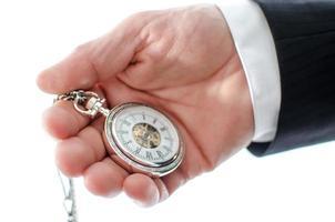 concetto di tempo al lavoro
